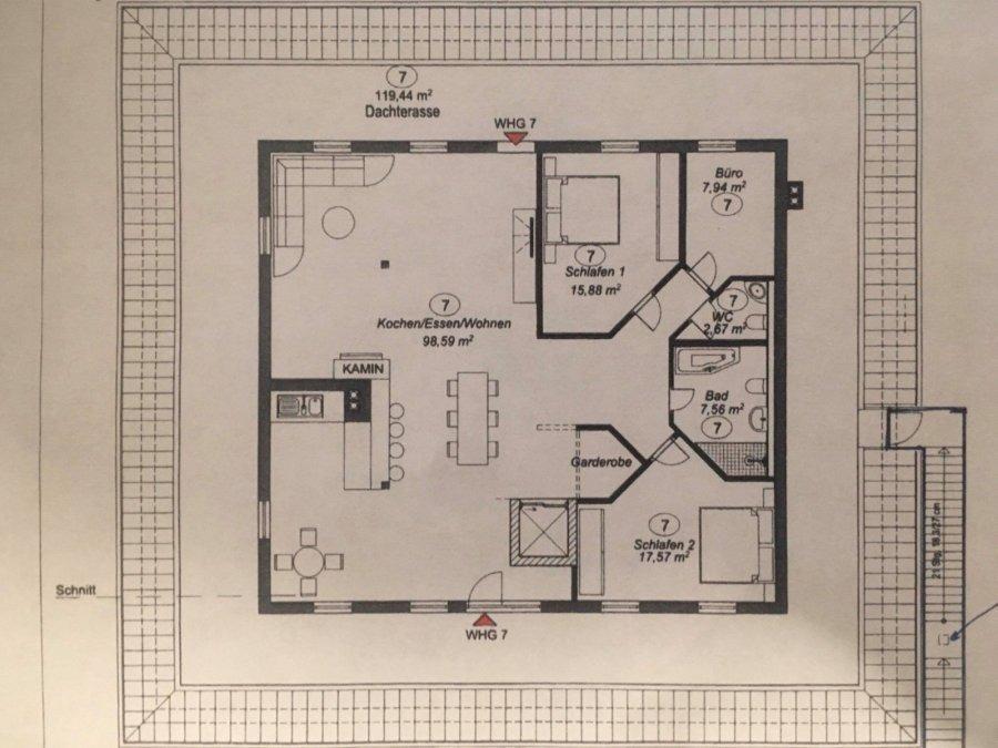 Penthouse-Wohnung zu verkaufen in Perl-Perl