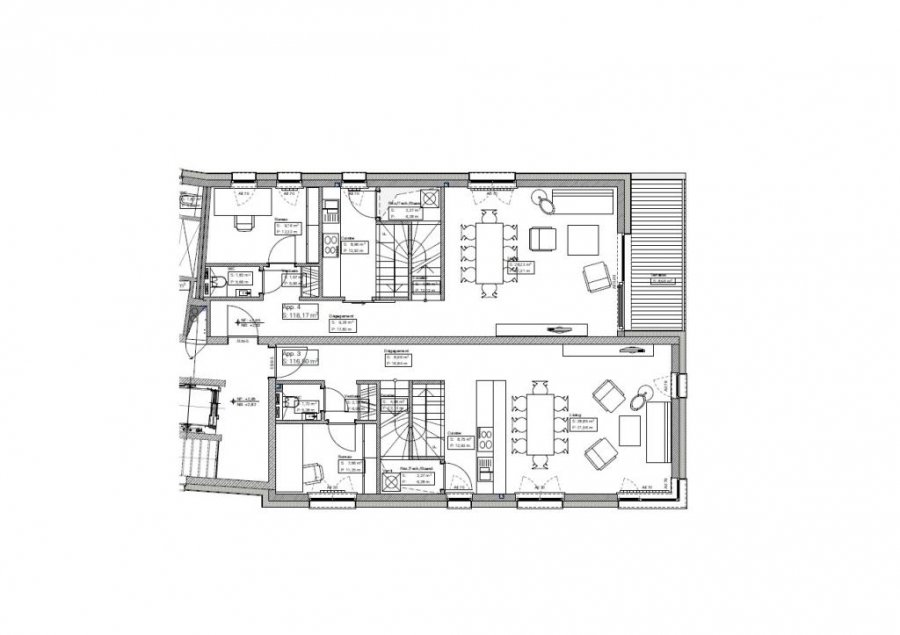 louer duplex 3 chambres 118 m² goetzingen photo 6