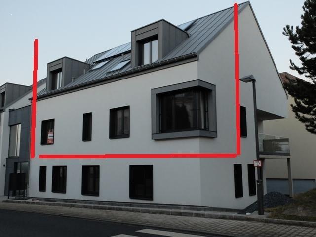 Duplex à louer 3 chambres à Goetzingen