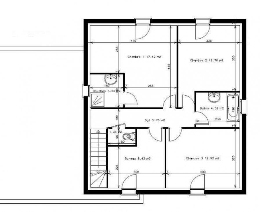 Maison à vendre F9 à Evendorf