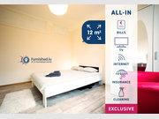 Schlafzimmer zur Miete 12 Zimmer in Luxembourg-Gare - Ref. 6607032