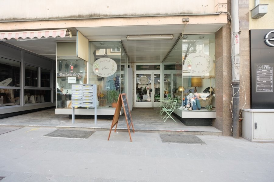 Local commercial à louer à Luxembourg-Gare
