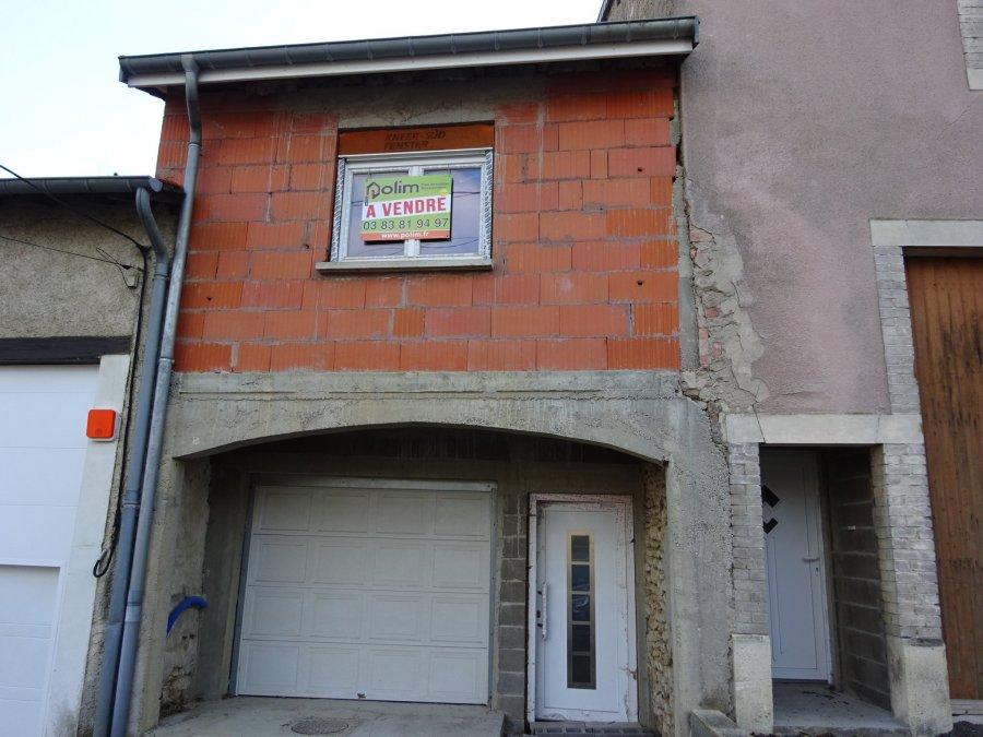 haus kaufen 4 zimmer 135 m² bouxières-sous-froidmont foto 1