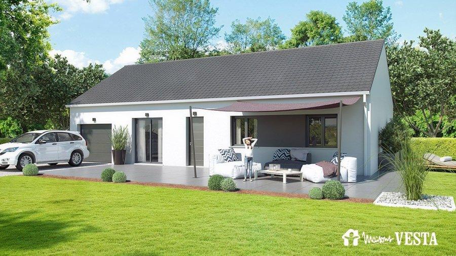 acheter maison 6 pièces 91 m² amanvillers photo 1