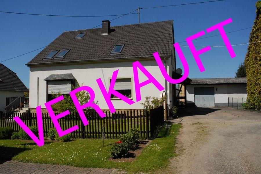 haus kaufen 2 zimmer 191 m² wolsfeld foto 1