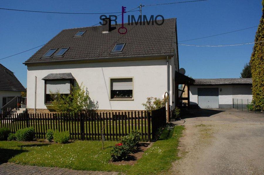 Einfamilienhaus zu verkaufen 4 Schlafzimmer in Wolsfeld
