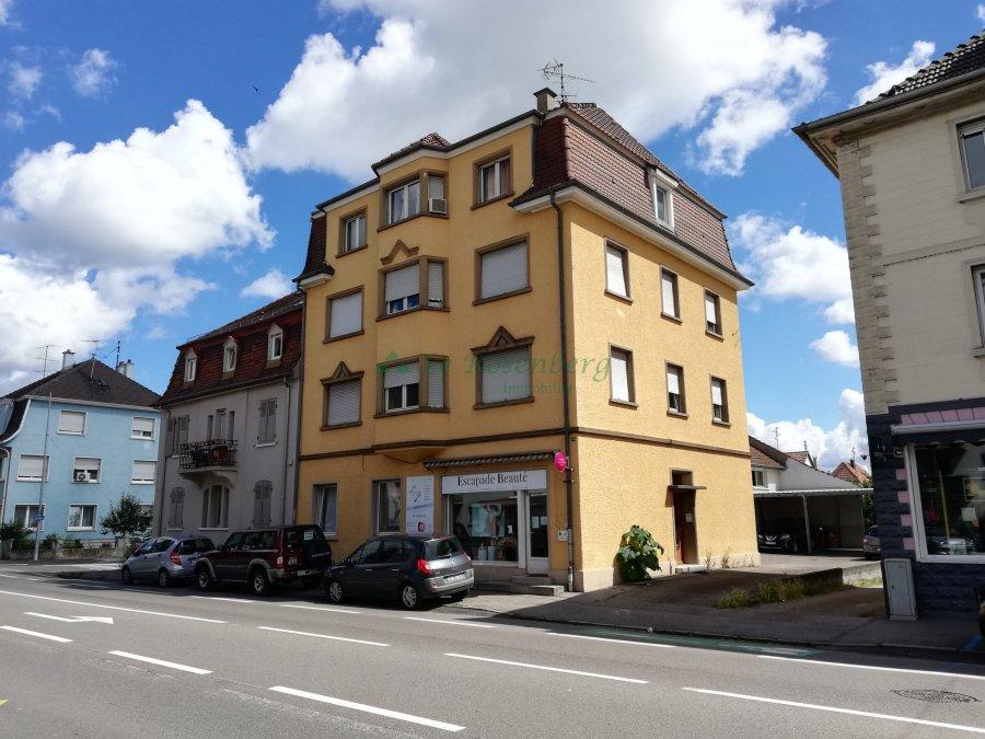 Appartement à louer F4 à Saint louis