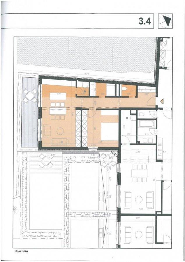 acheter appartement 1 chambre 74.82 m² ettelbruck photo 4