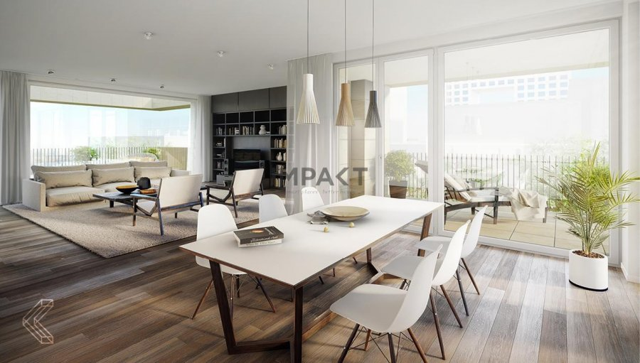 acheter penthouse 4 chambres 162 m² luxembourg photo 1