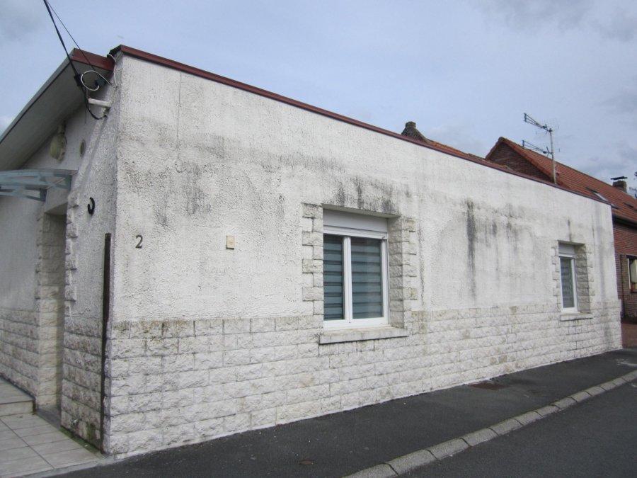 Maison à vendre F3 à Aubigny au bac