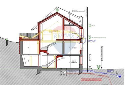 Appartement à vendre 1 chambre à Luxembourg-Clausen