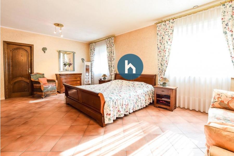 Maison individuelle à vendre 4 chambres à Frisange