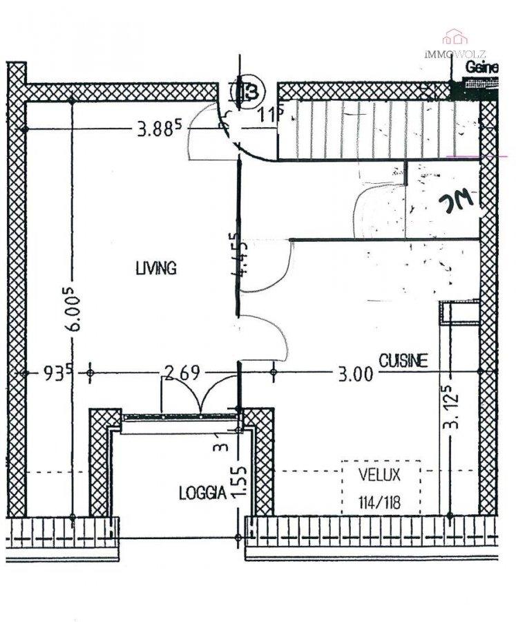 acheter duplex 1 chambre 73 m² wiltz photo 2