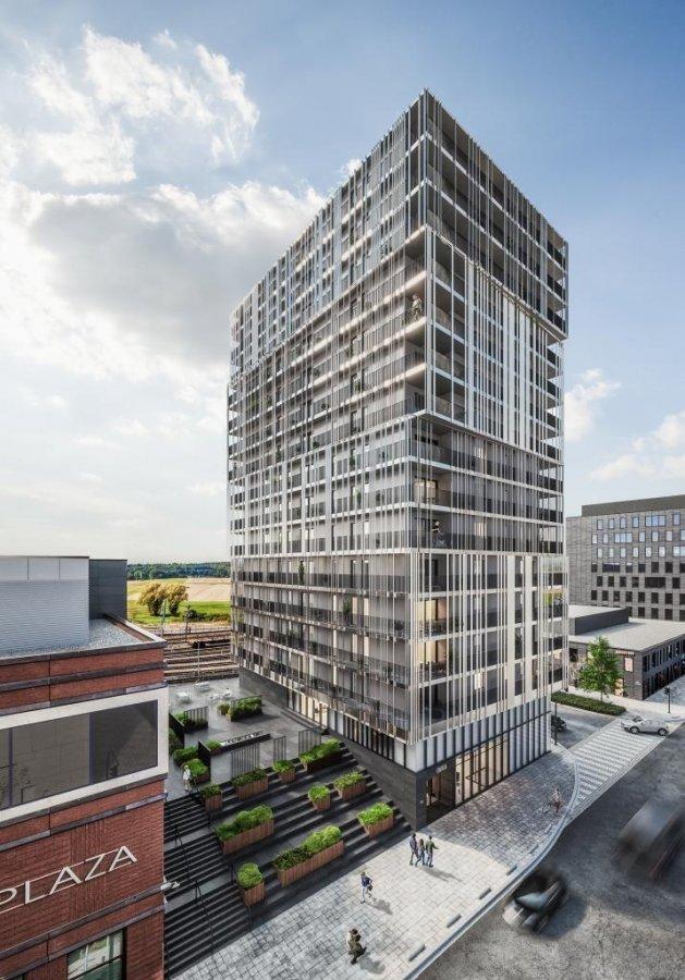 acheter appartement 1 chambre 58.68 m² belval photo 3