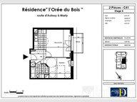 Appartement à louer F2 à Marly - Réf. 5205944