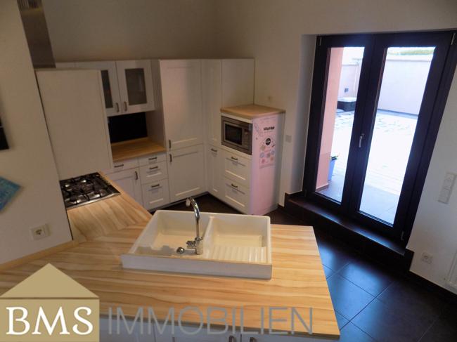 doppelhaushälfte kaufen 3 schlafzimmer 130 m² biwer foto 2