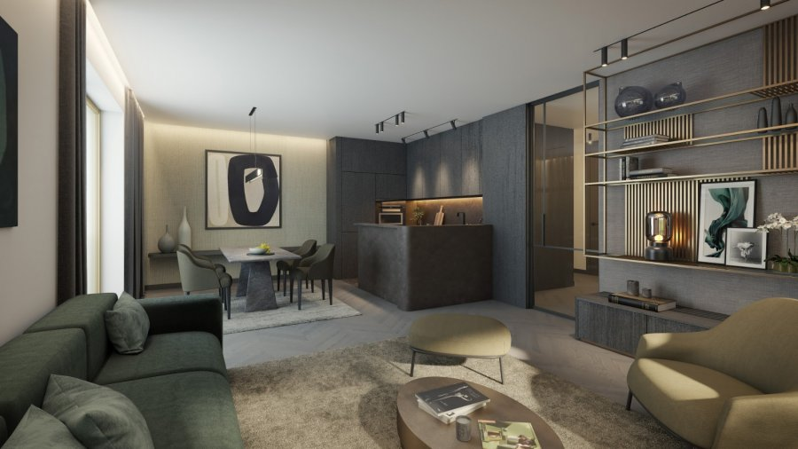 apartment for buy 2 bedrooms 81.3 m² luxembourg photo 4