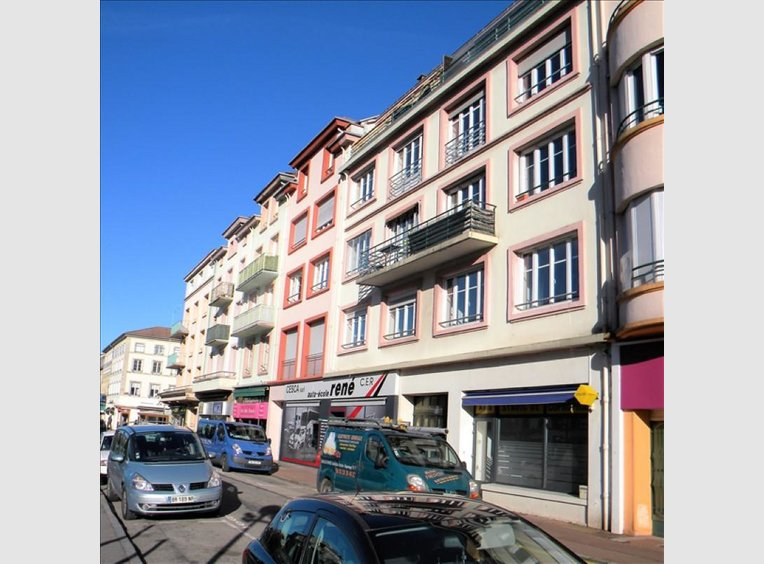 Vente appartement f3 pinal vosges r f 5591240 for Appartement atypique epinal