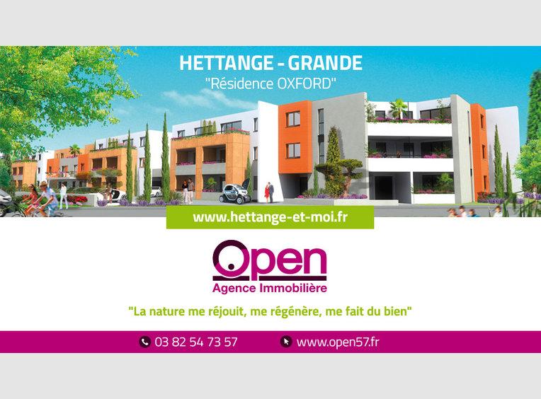 Programme neuf à Hettange-Grande , Moselle - Réf. 4219336