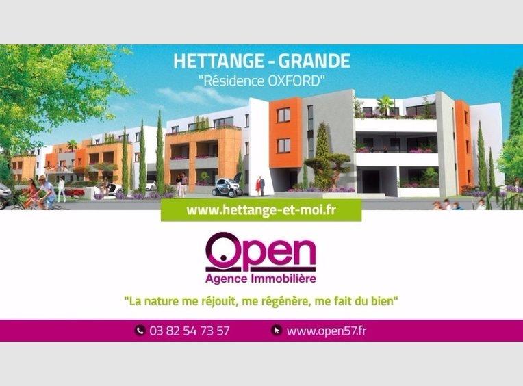 Programme neuf à vendre à Hettange-Grande - Réf. 4219336