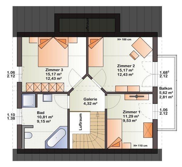 einfamilienhaus kaufen 3 schlafzimmer 125 m² echternach foto 2
