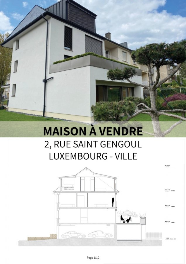 house for buy 5 bedrooms 256 m² luxembourg photo 1