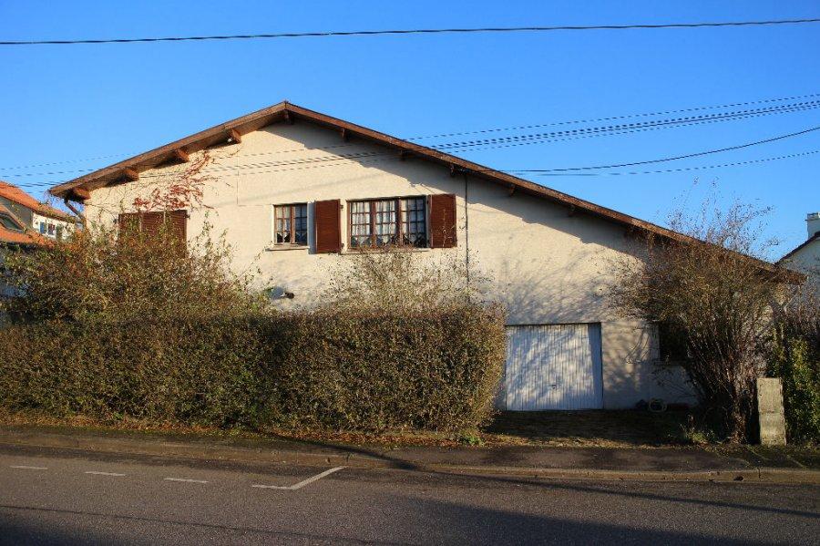 Maison à vendre F7 à Montois la montagne