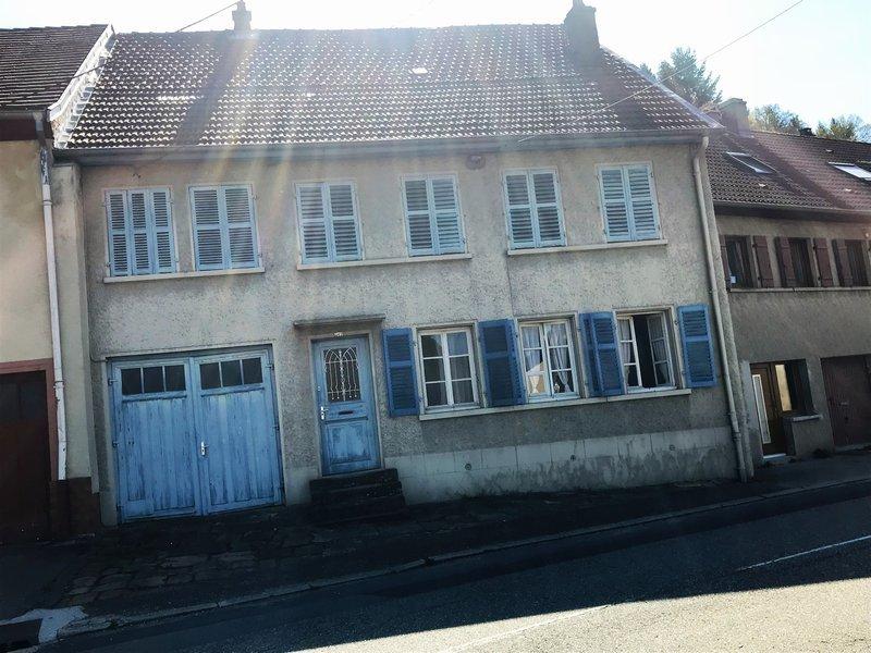 Maison à vendre F5 à Saint quirin
