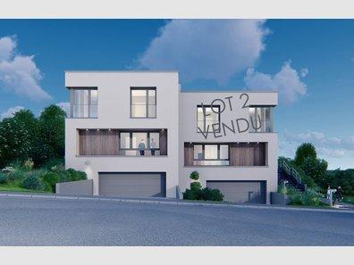 Semi-detached house for sale 4 bedrooms in Mersch - Ref. 6707144