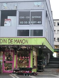 Local commercial à louer à Creutzwald