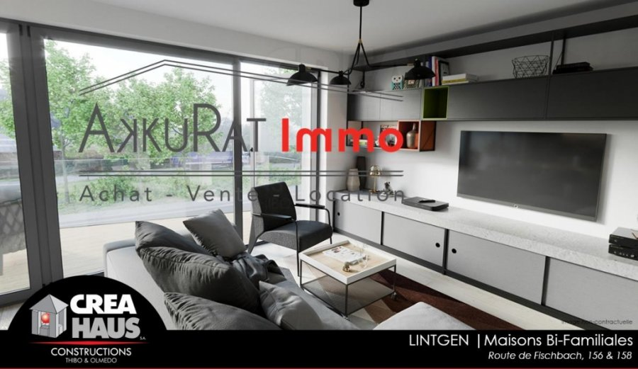 acheter appartement 3 chambres 132.9 m² lintgen photo 1