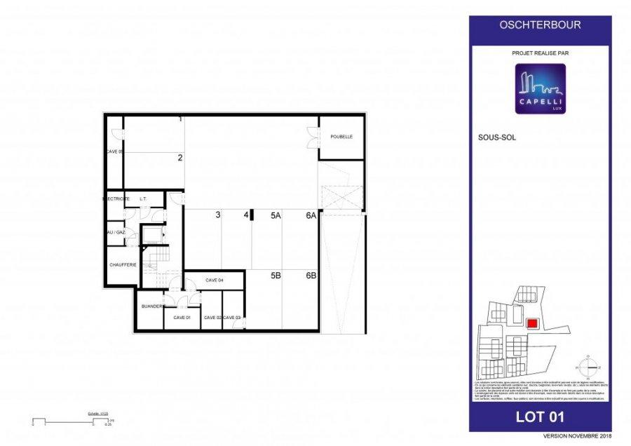 acheter appartement 3 chambres 92.64 m² differdange photo 7