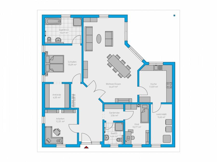 acheter maison 4 pièces 147 m² perl photo 2