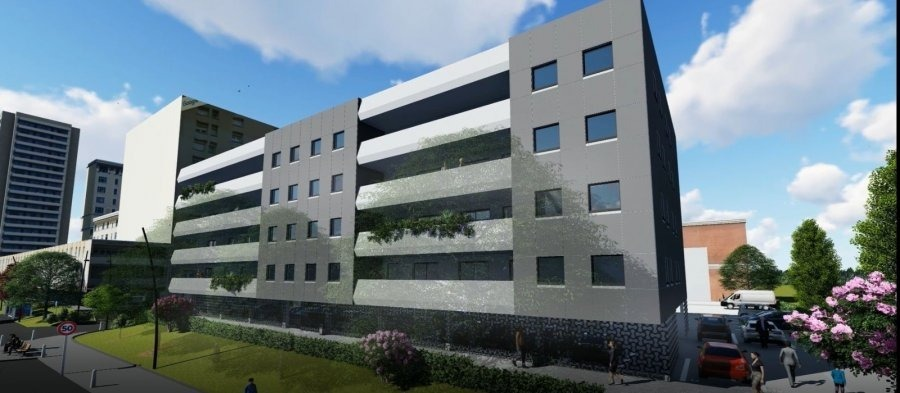acheter appartement 2 pièces 49.36 m² thionville photo 3