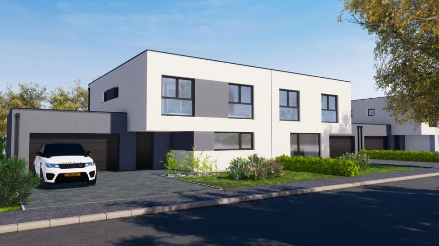 doppelhaushälfte kaufen 3 schlafzimmer 214 m² steinfort foto 1