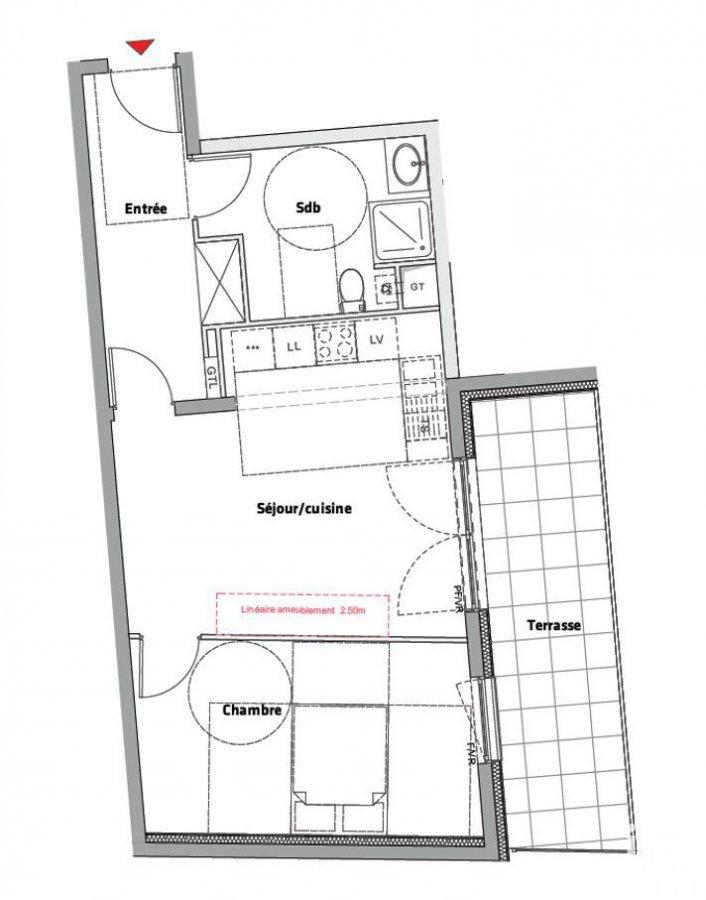 acheter appartement 2 pièces 49 m² nancy photo 2
