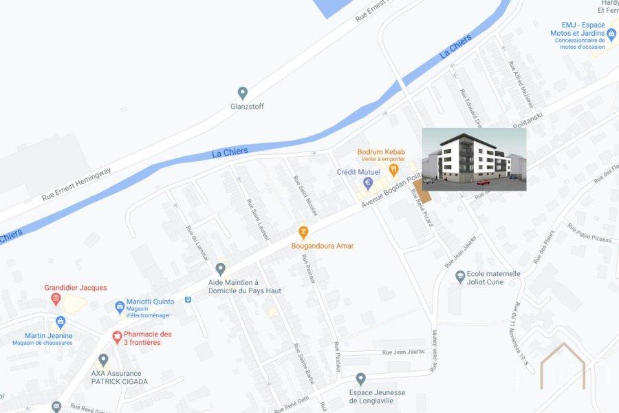 acheter appartement 0 pièce 68.9 m² longlaville photo 4