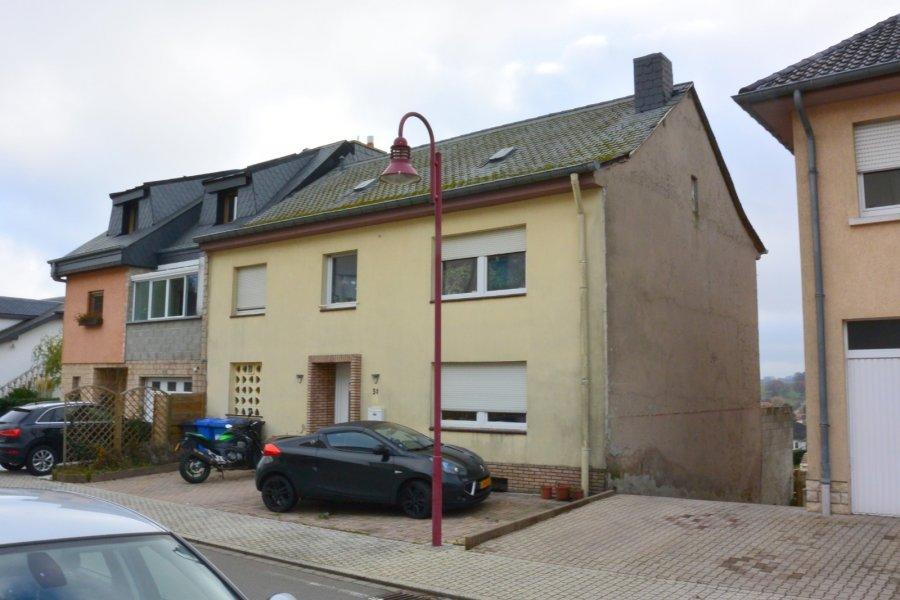 Maison jumelée à vendre 3 chambres à Garnich