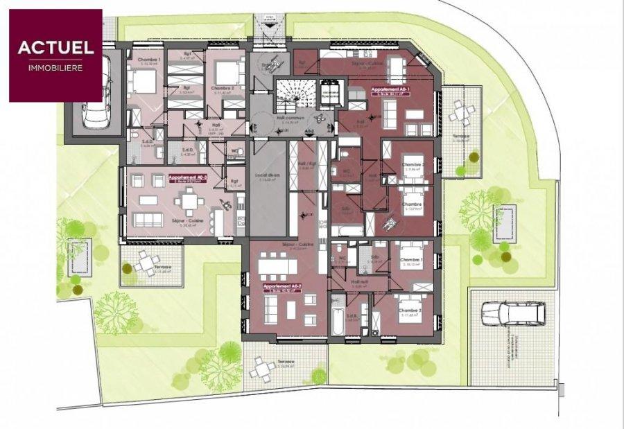 acheter appartement 2 chambres 100.58 m² diekirch photo 4