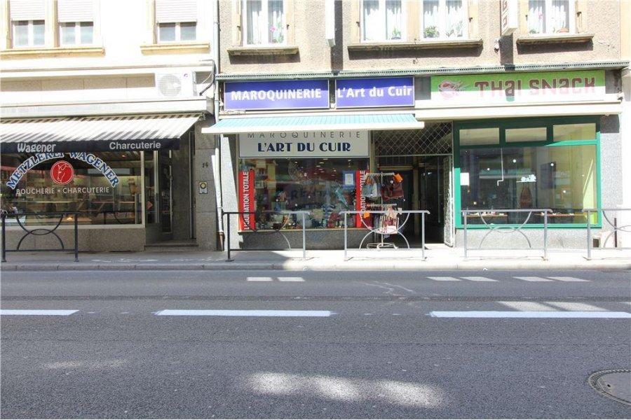 Fonds de Commerce à vendre à Luxembourg-Gare