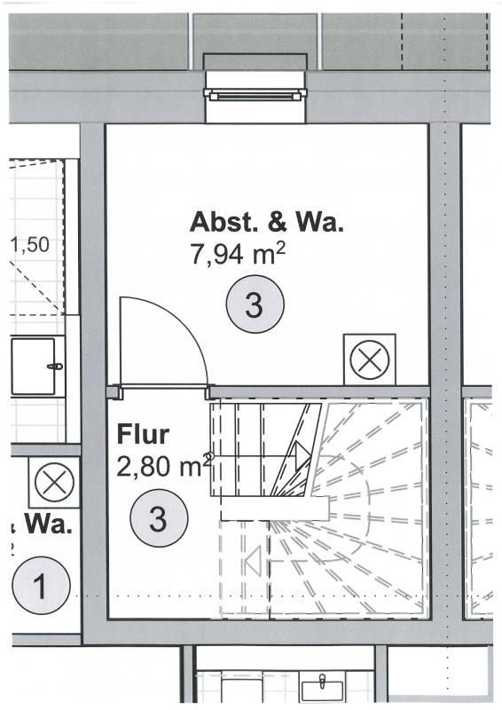 doppelhaushälfte kaufen 3 zimmer 106.63 m² trier foto 2