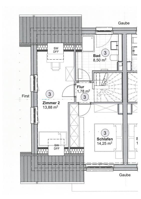 doppelhaushälfte kaufen 3 zimmer 106.63 m² trier foto 6