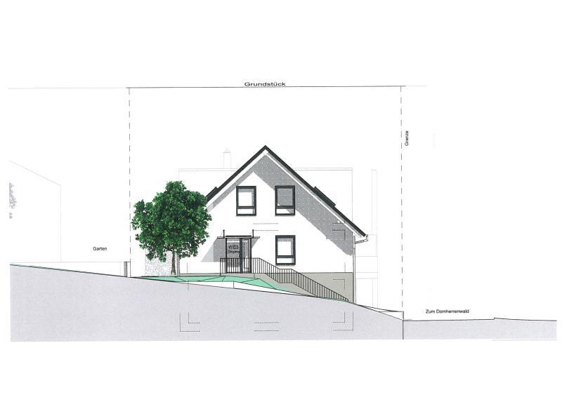 doppelhaushälfte kaufen 3 zimmer 106.63 m² trier foto 3