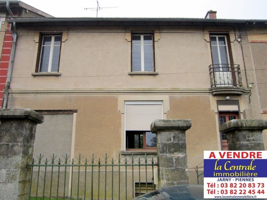 acheter maison mitoyenne 7 pièces 117.92 m² dommary-baroncourt photo 1