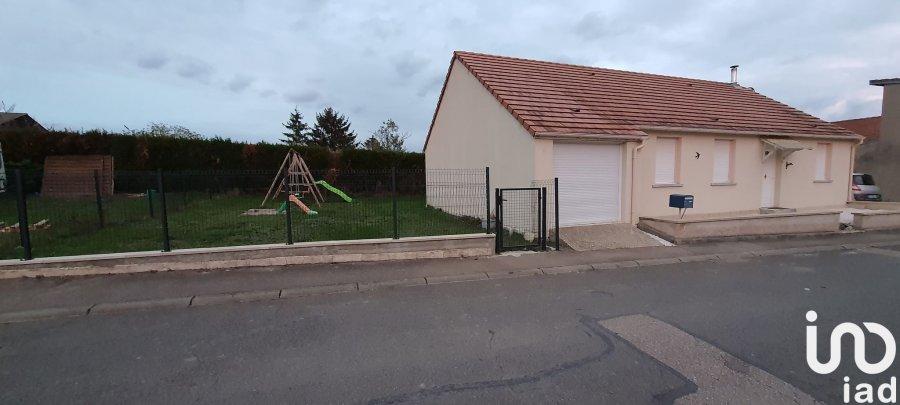 acheter maison 6 pièces 126 m² pournoy-la-grasse photo 1