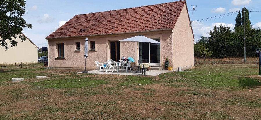 Maison à vendre F4 à Aubigne racan