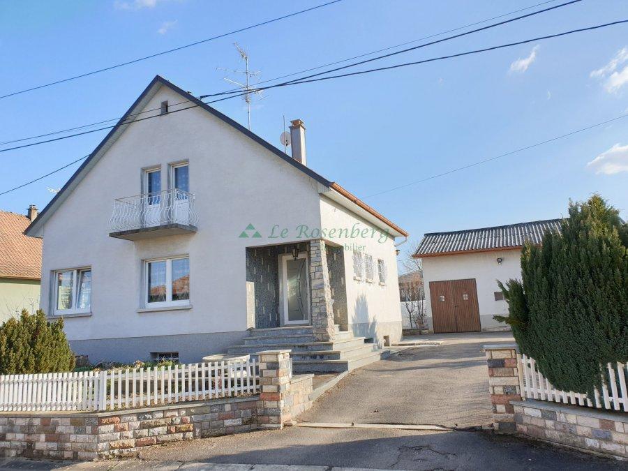 Maison à vendre F5 à Durmenach