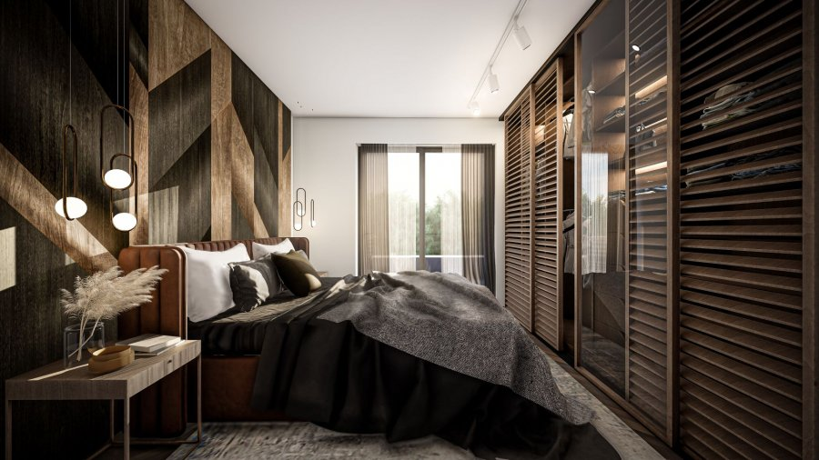 acheter appartement 1 chambre 48.67 m² bridel photo 3