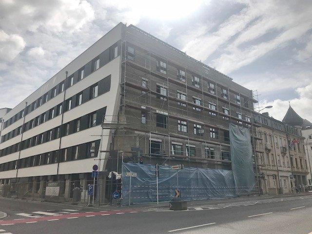 Penthouse à vendre 1 chambre à Esch-sur-Alzette