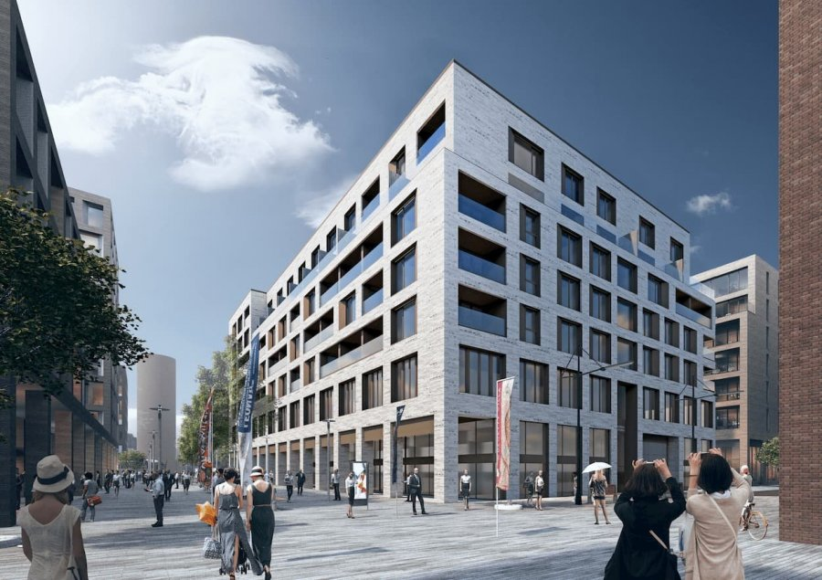 acheter appartement 2 chambres 105.74 m² belval photo 1